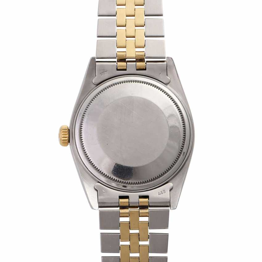 ROLEX Oyster perpetual Datejust men's watch, Ref. 16013, approx. 1970/80s. - photo 2