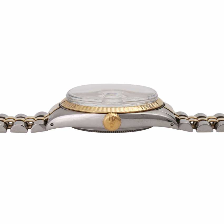 ROLEX Oyster perpetual Datejust men's watch, Ref. 16013, approx. 1970/80s. - photo 3