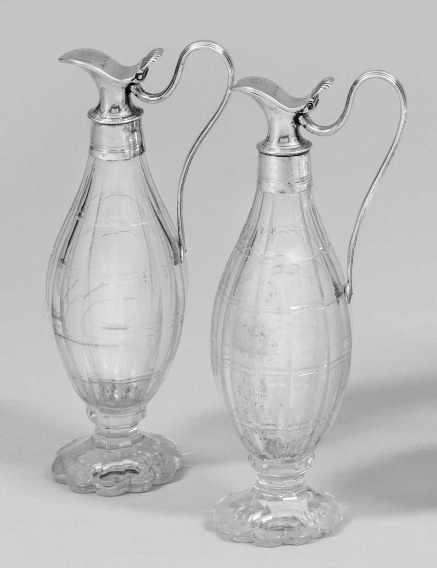 Пара Джордж III-приправы бутылки - фото 1