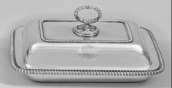Джордж III-тепла-крышка чашки - фото 1