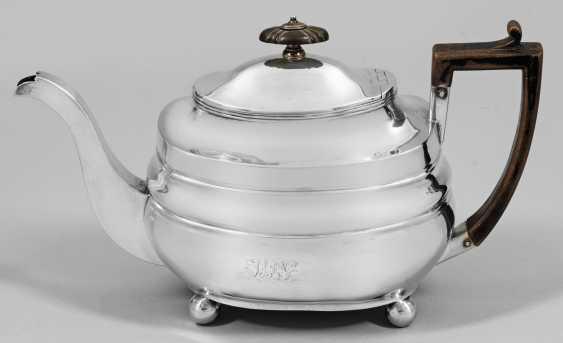 Георг III-Teekanne - фото 1