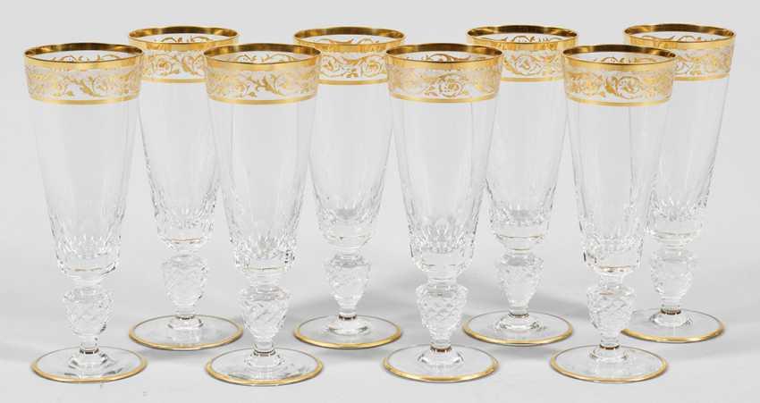 Восемь Флейты Шампанского - фото 1