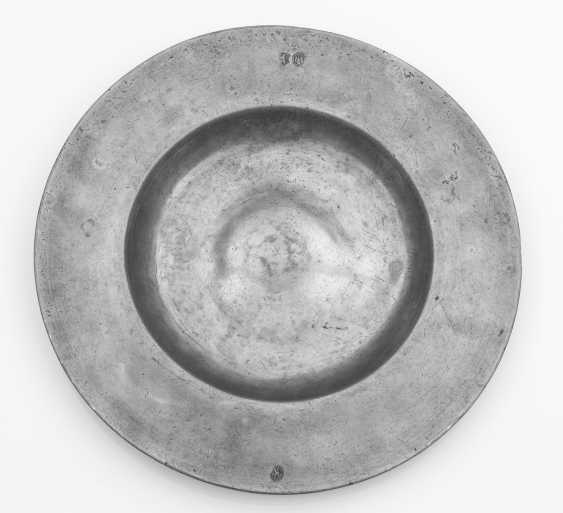 Широкие края тарелки - фото 1
