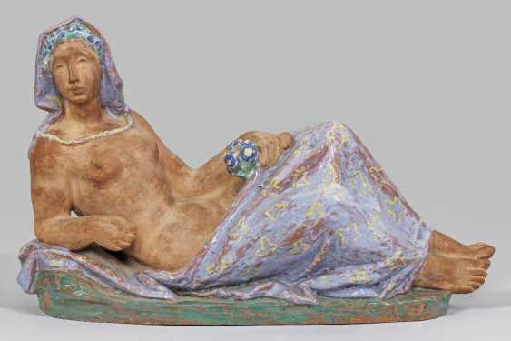Потухший обнаженная женщина - фото 1