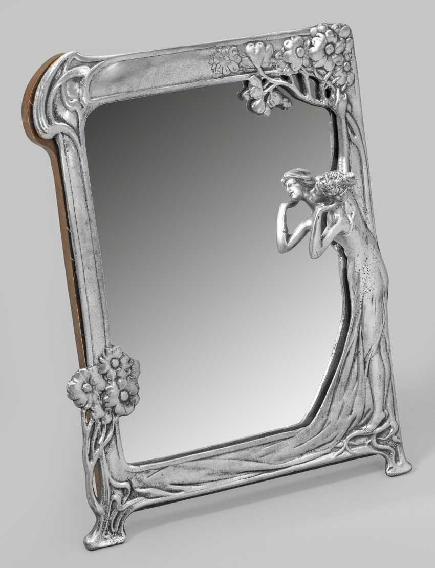 Модерн Стол Зеркало - фото 1