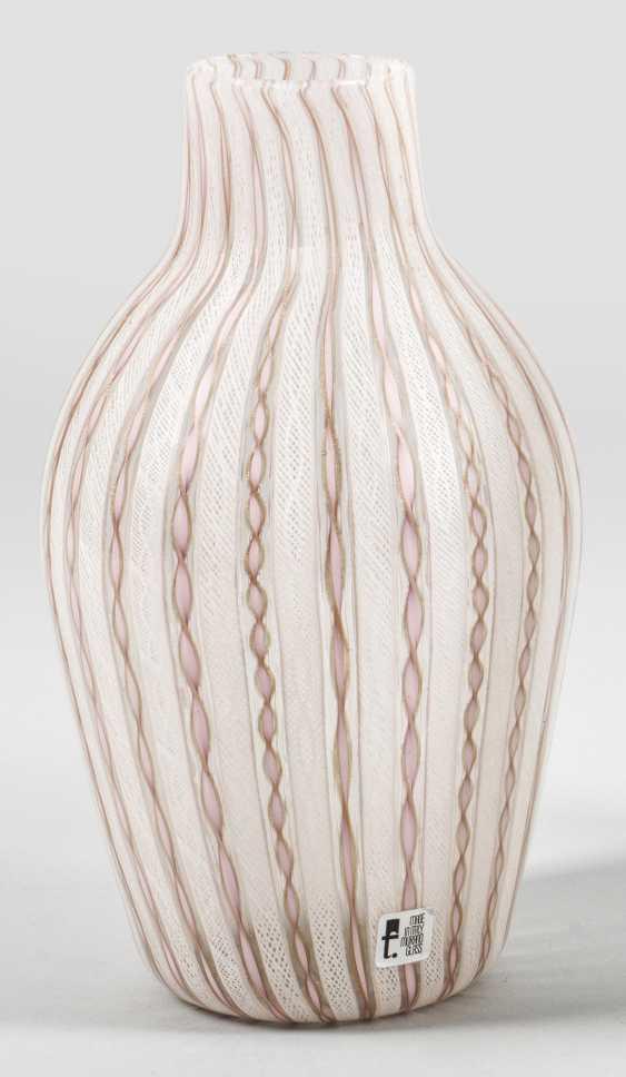 """Fratelli Toso-Vase mit """"Половина водяного знака"""" - фото 1"""
