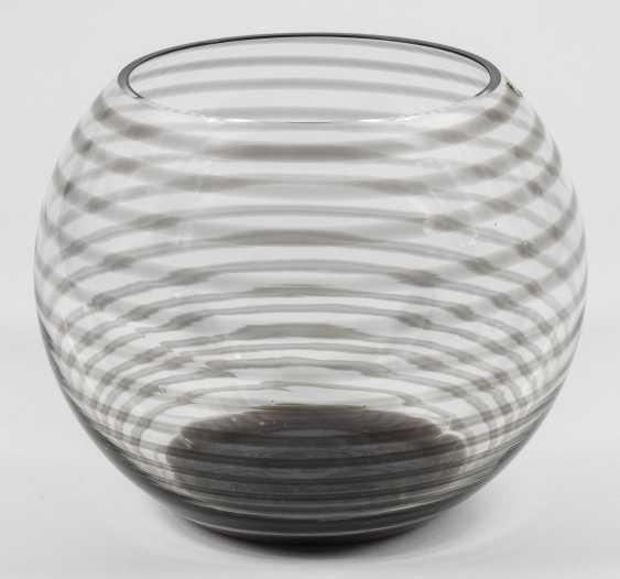 Большой Cenedese-шар ваза от Antonio da Ros - фото 1