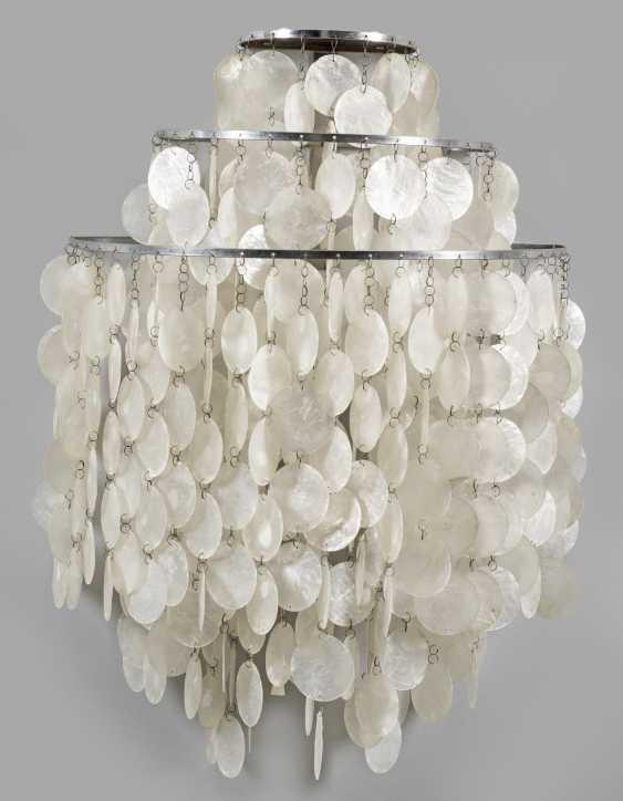 """Старинные стены лампы """"Fun"""" от Verner Panton - фото 1"""