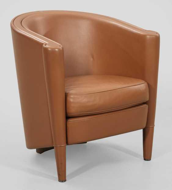 Клуб кресла Антонио Читтерио - фото 1