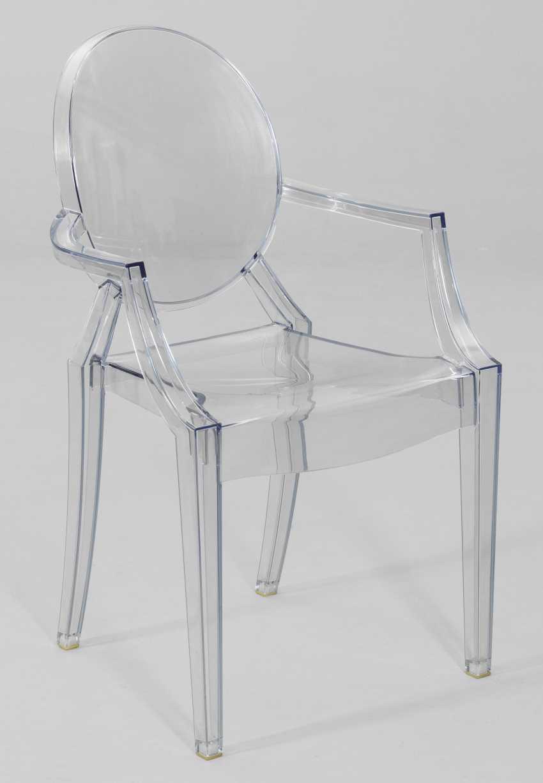Fauteuil Louis Ghost De Philippe Starck louis ghost-chaise von philippe starck. catalogue d'enchères