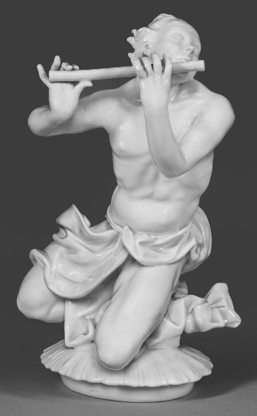 Флейта игрока. Оригинальное название - фото 1