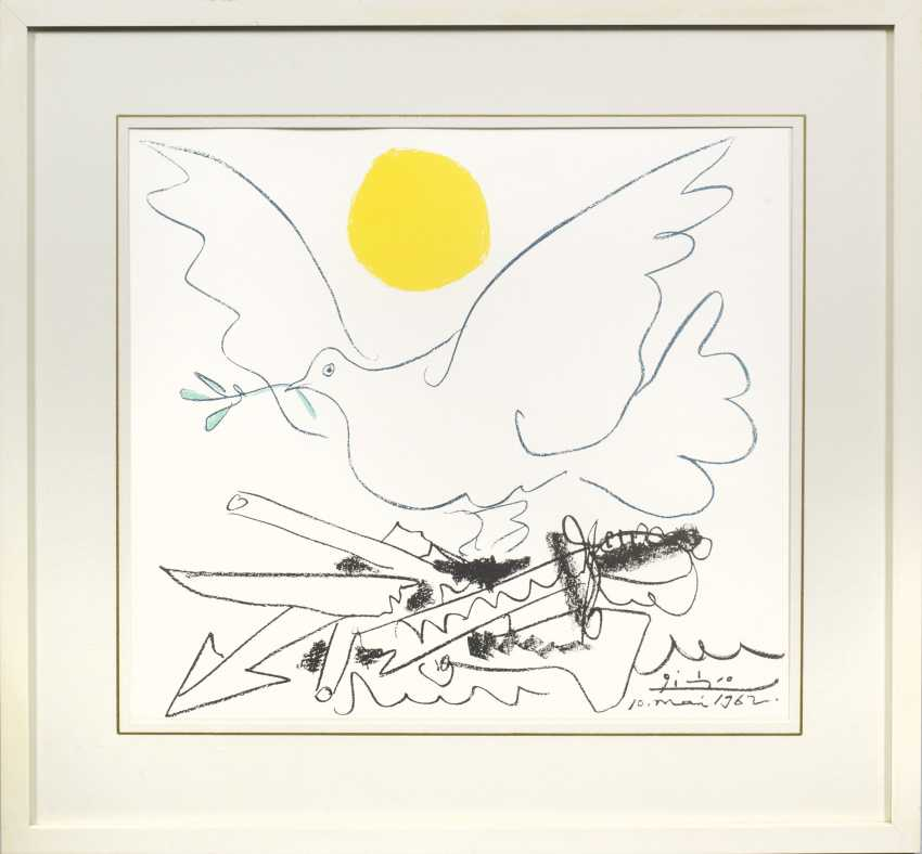 Пабло Пикассо - фото 1
