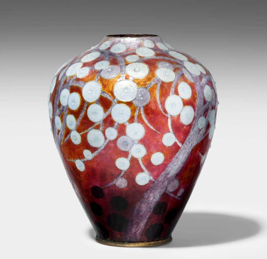 Vase By, Camille Fauré - photo 1