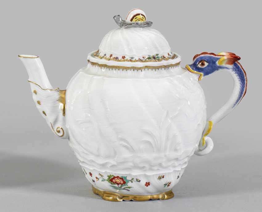 Чайник Лебедь сервис-Декор - фото 1
