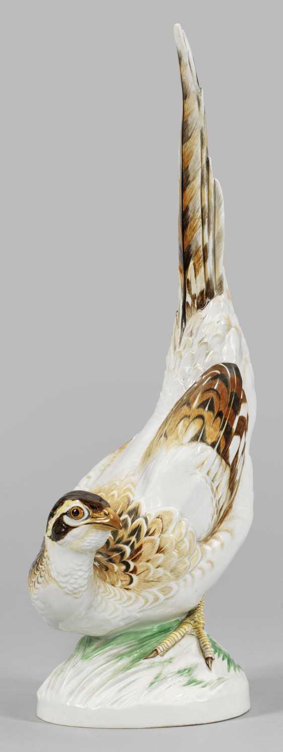 """Большая Фигура """"Королевский Фазан Курица"""". Оригинальное Название - Urstück - фото 1"""