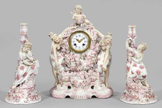 Belle Epoque-Часы Группа - фото 1