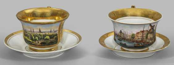 Два вида чашки в Ганновере и Гамбурге - фото 1
