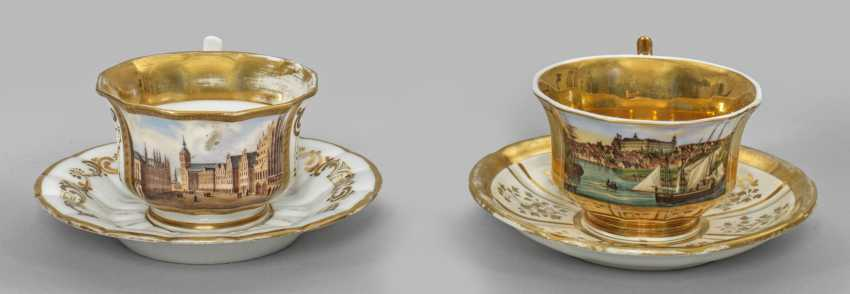 Два вида чашки Мюнстера и Щецин - фото 1