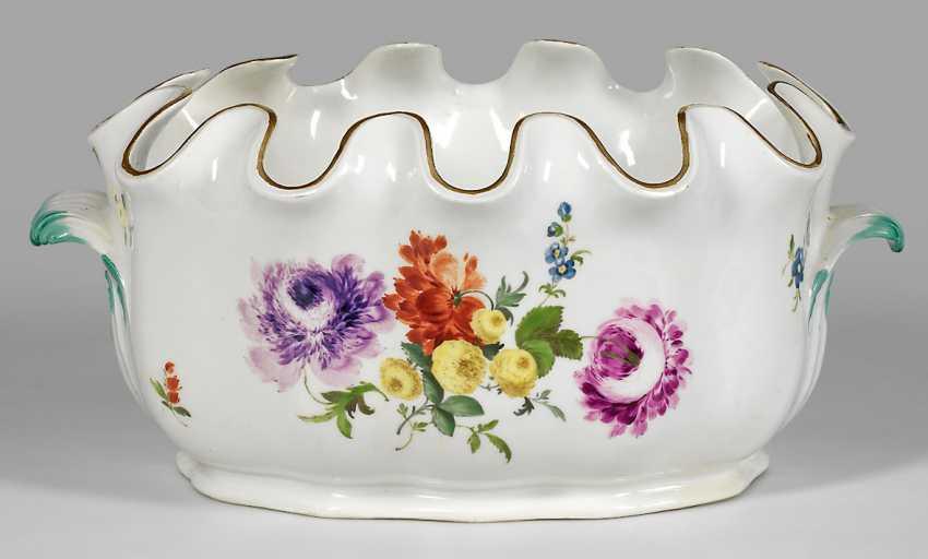 Стаканов с цветочным декором - фото 1