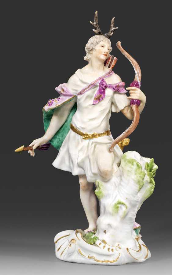 Крайне редкая фигура Heros Aktaion - фото 1