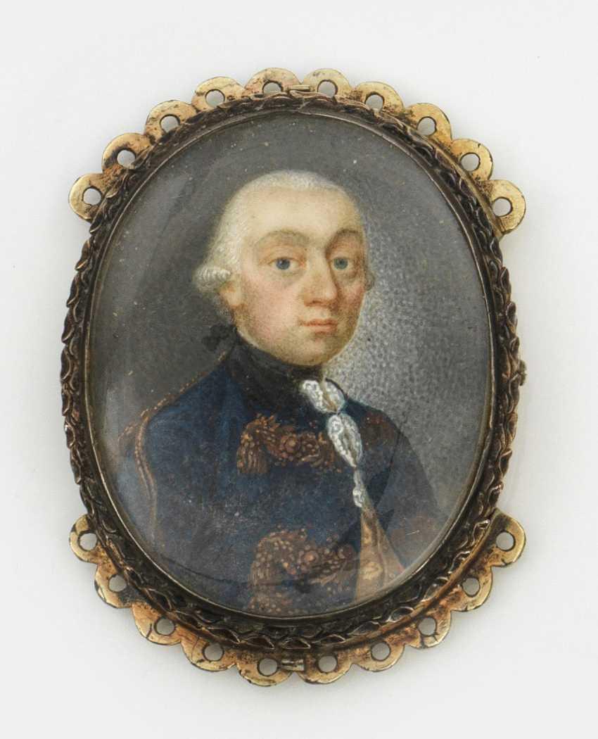 Портрет знатного господина - фото 1