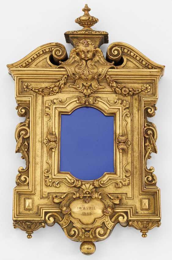 Наполеон III-фоторамки - фото 1