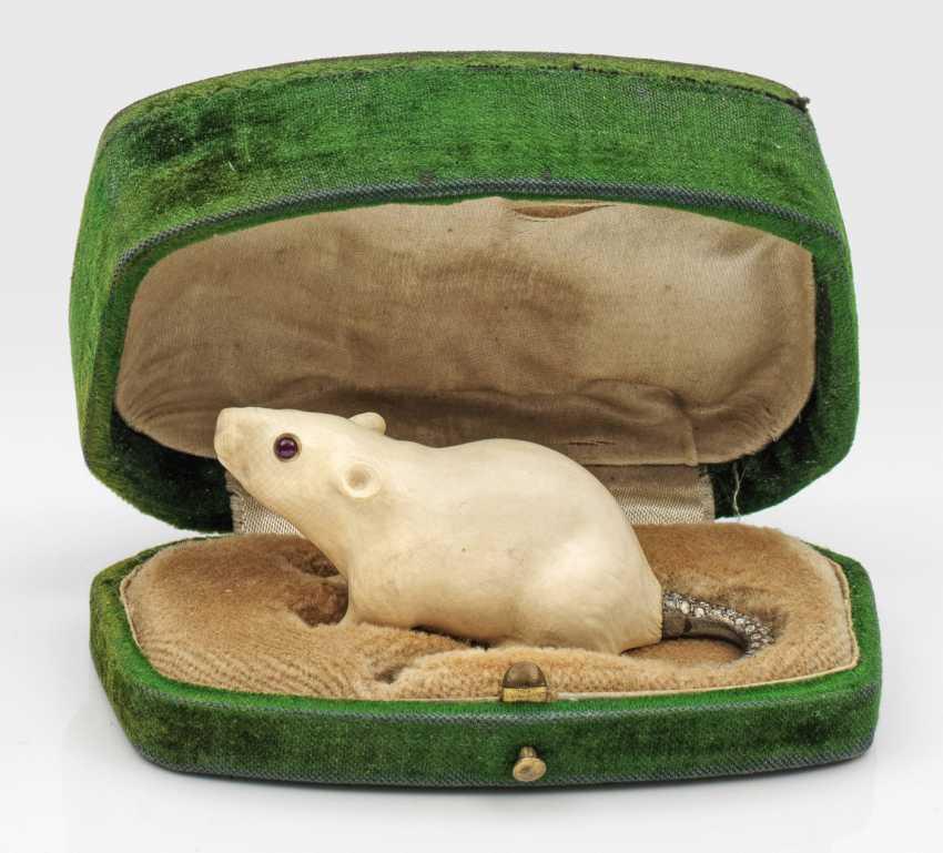 Мышь - фото 1