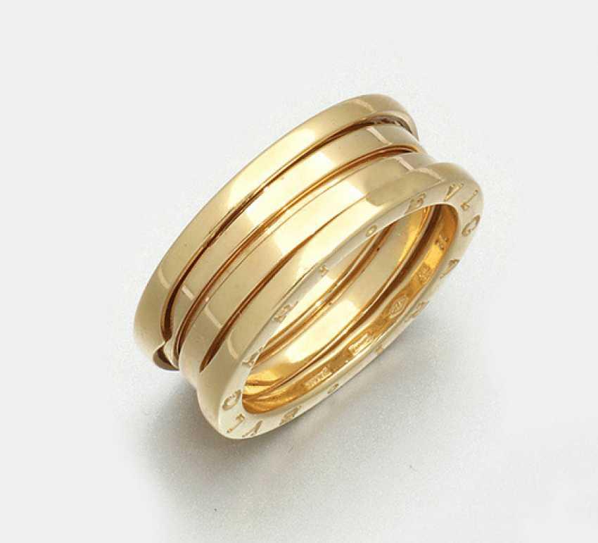 """Господь кольцо от Bulgari из коллекции """"рестайлинг"""" - фото 1"""