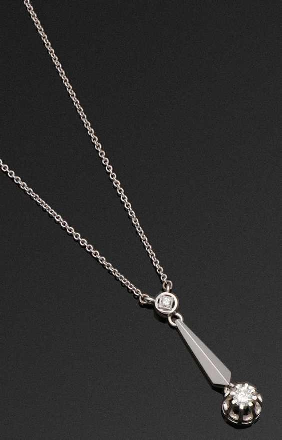 Мелкий Блестящий Ожерелье - фото 1