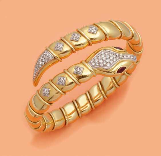 Декоративная Змея Браслет - фото 1