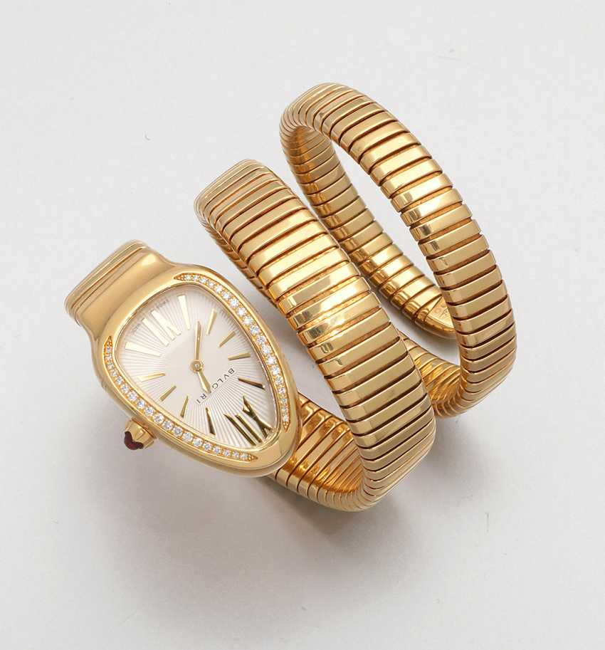 "Женские наручные часы ""Serpenti Tubogas"" от BVLGARI - фото 1"