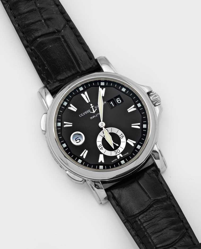 Мужские наручные часы от Ulysee Nardin - фото 1