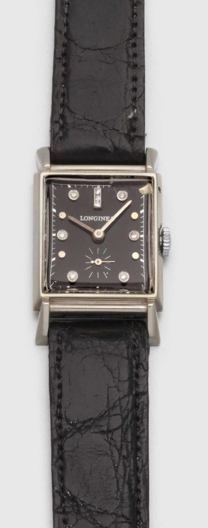 Наручные часы Longines с конца 40-х годов - фото 1