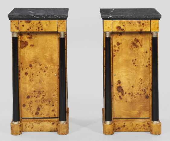 Пара прикроватные ambry в стиле бидермейер - фото 1