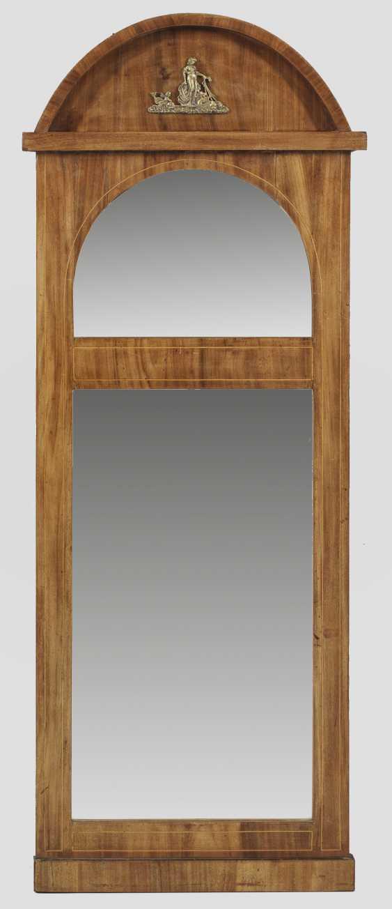 Бидермейер-Настенное Зеркало - фото 1