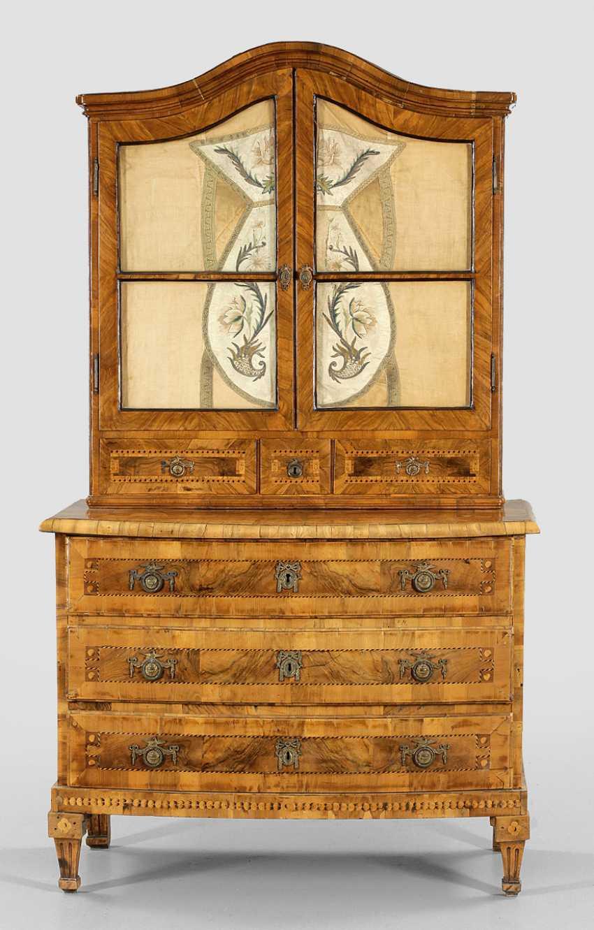 Людовик XVI-эссе комод - фото 1
