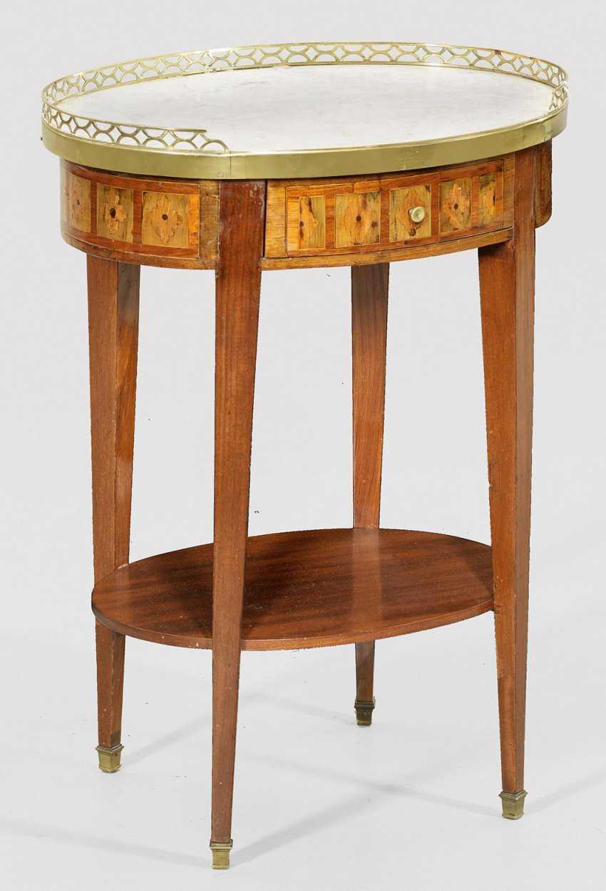 Людовик XVI-столик - фото 1