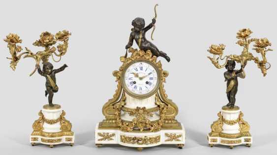 Людовик XVI-Pendulengruppe - фото 1