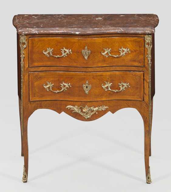 Маленький Луи XV комод - фото 1