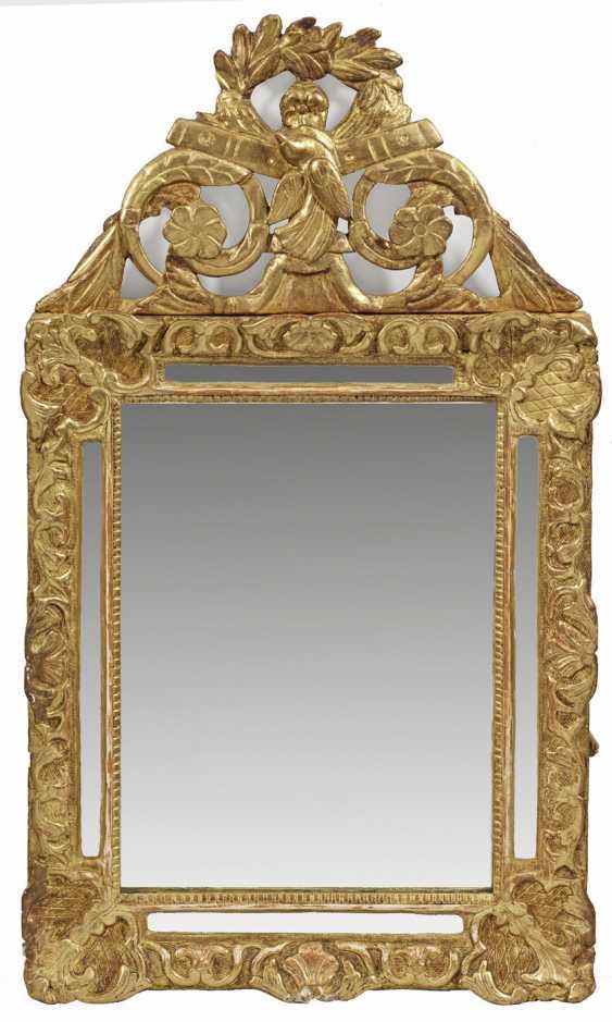Барокко-Настенное Зеркало - фото 1