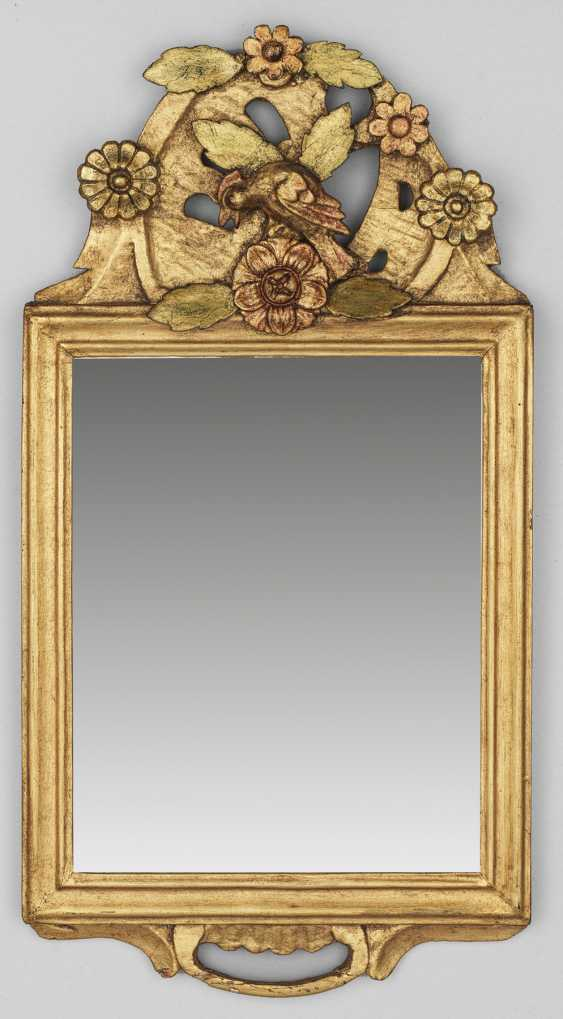 Малая Барокко-Настенное Зеркало - фото 1
