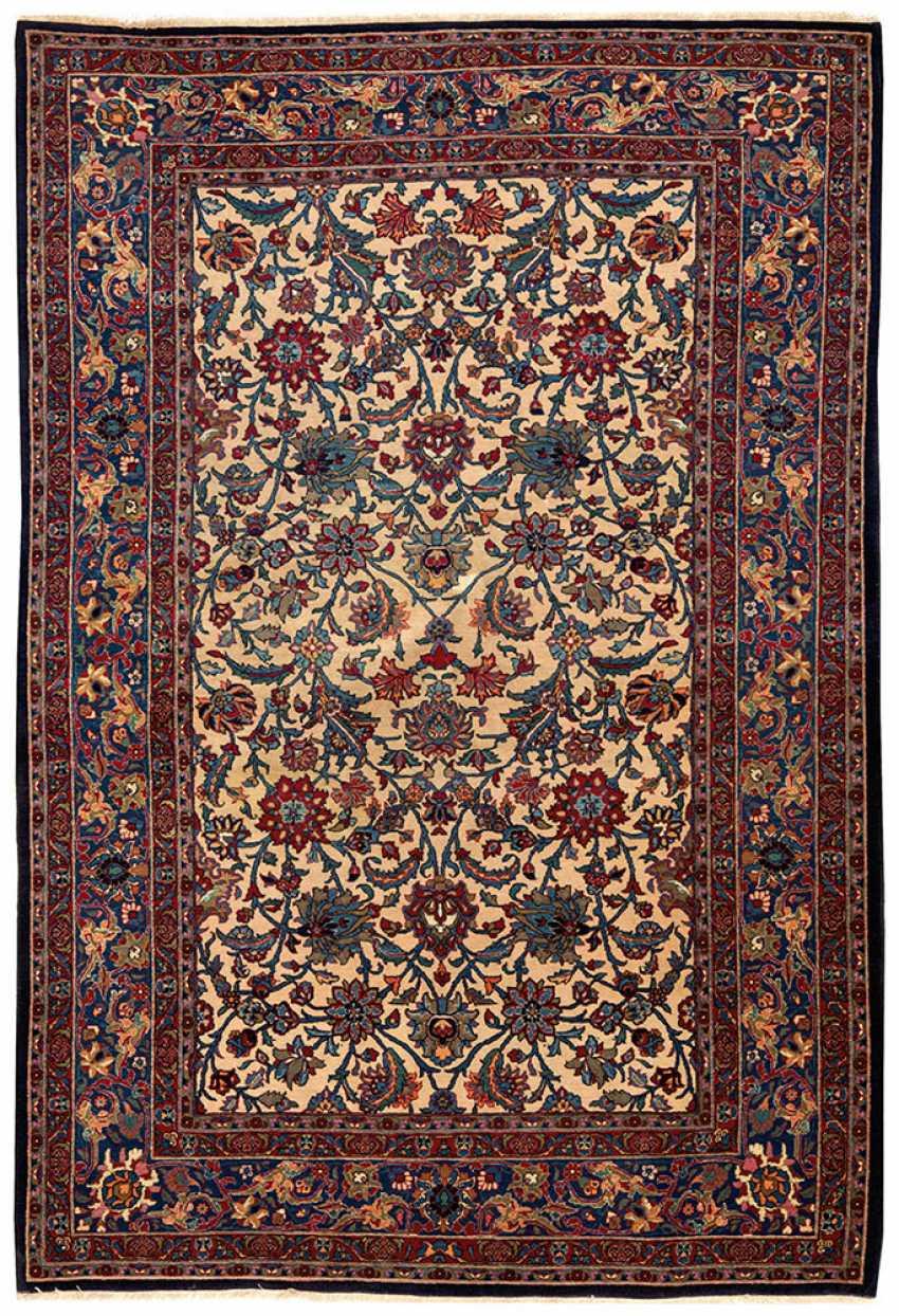 Маленький персидский ковер - фото 1