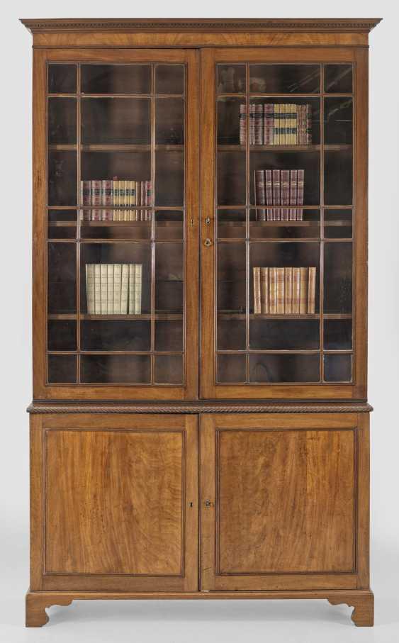 Большой Ридженси-Книжный Шкаф - фото 1