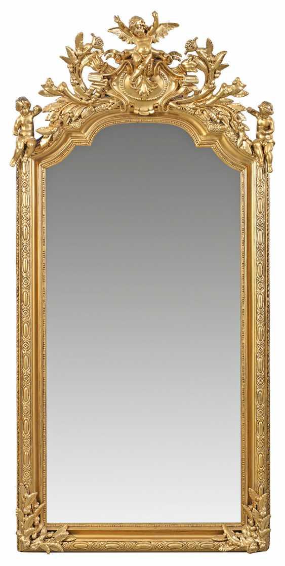 Внушительный Belle Epoque-Настенное Зеркало - фото 1