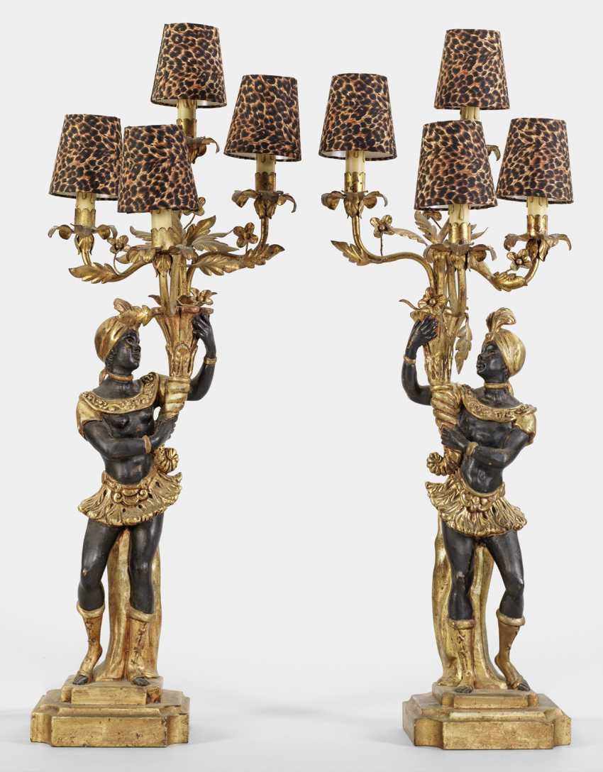 Пара Mohr Лампы - фото 1