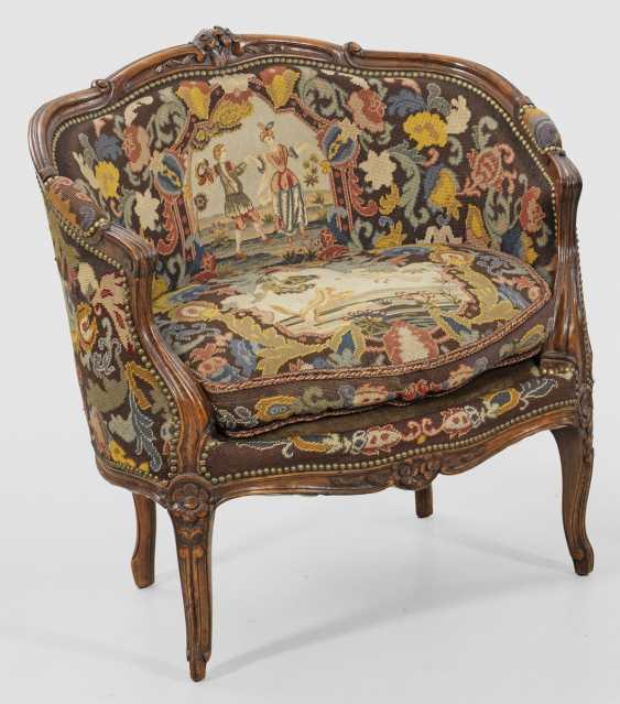 Kleines Louis XV-Диван - фото 1