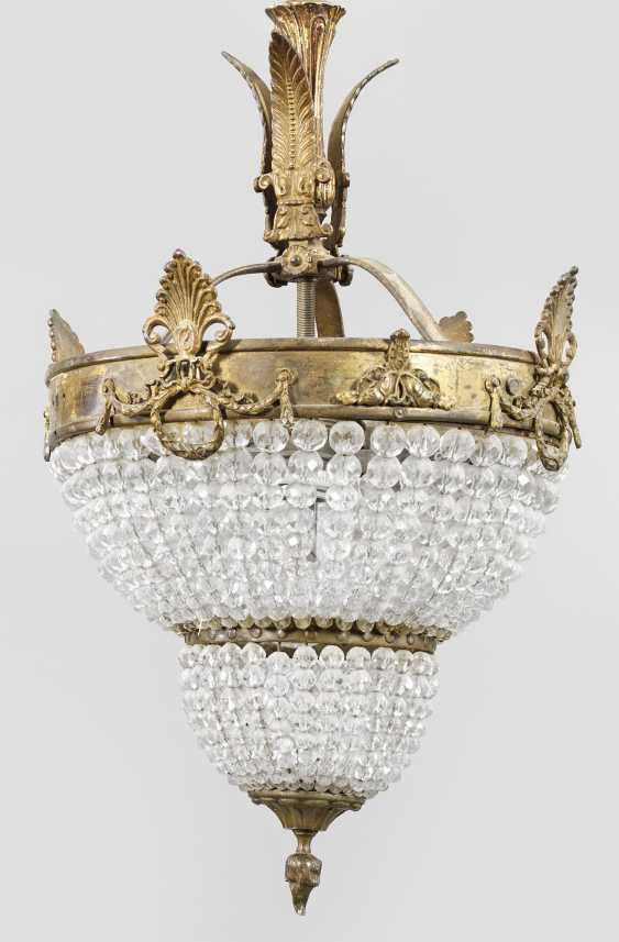 Маленький Людовик XVI-потолочные люстры - фото 1