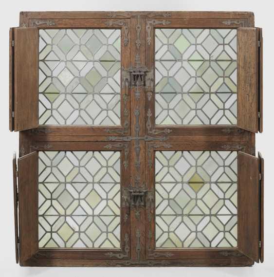 Museales эпохи возрождения окна с свинцового стекла - фото 2