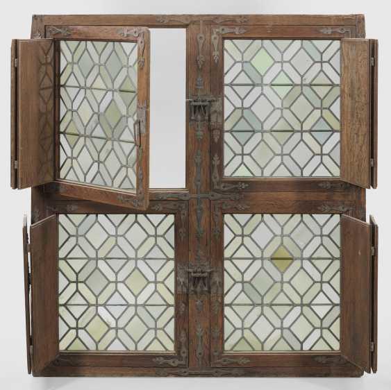 Museales эпохи возрождения окна с свинцового стекла - фото 3