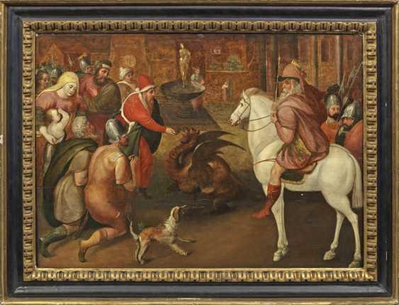 Фламандский Живописец - фото 1